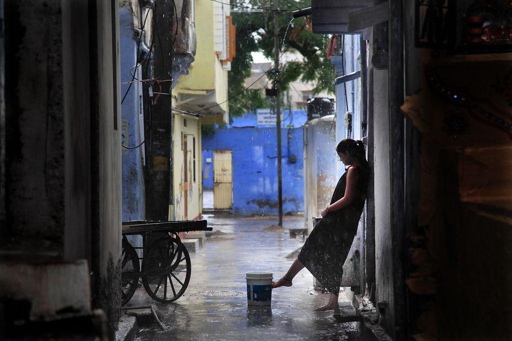 rain 14 Поэзия дождя в фотографиях Кристофера Жакро