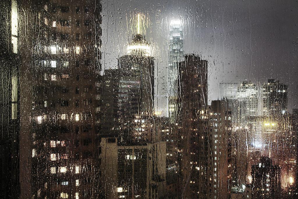 rain 5 Поэзия дождя в фотографиях Кристофера Жакро