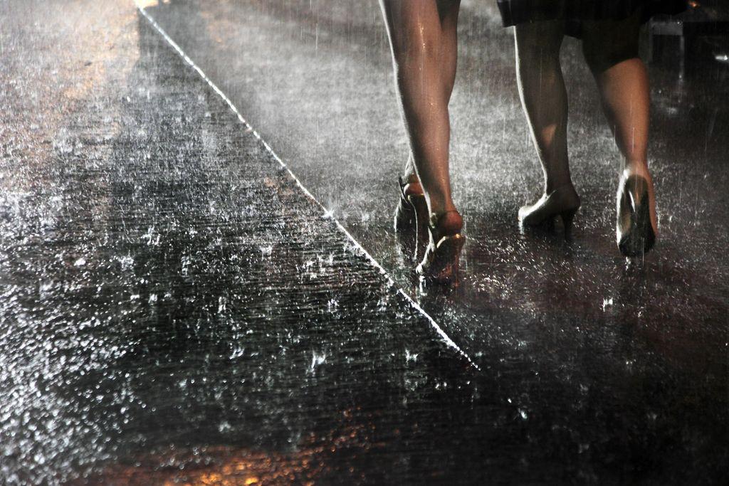rain 7 Поэзия дождя в фотографиях Кристофера Жакро