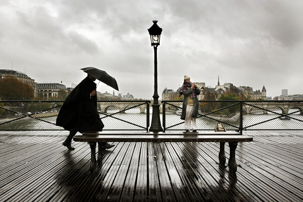 rain 8 Поэзия дождя в фотографиях Кристофера Жакро