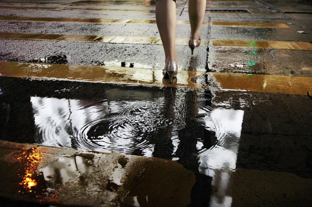 rain 9 Поэзия дождя в фотографиях Кристофера Жакро