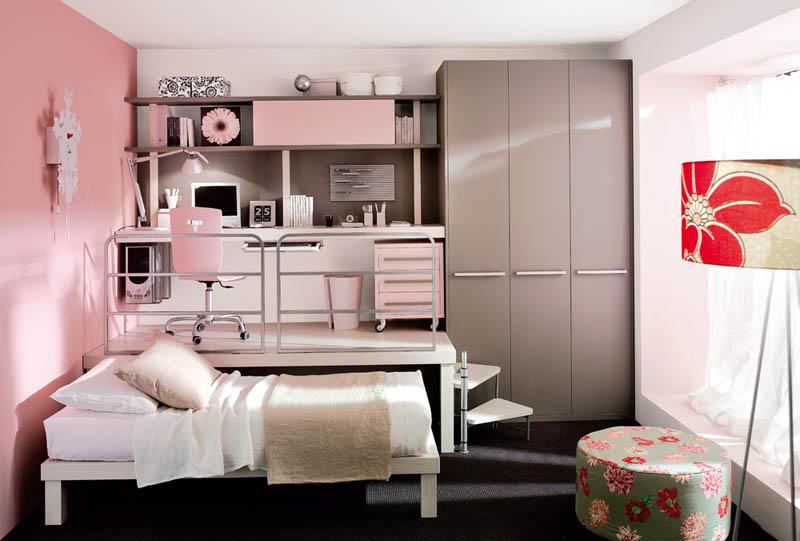 rooms 4 Как сэкономить место в детской комнате