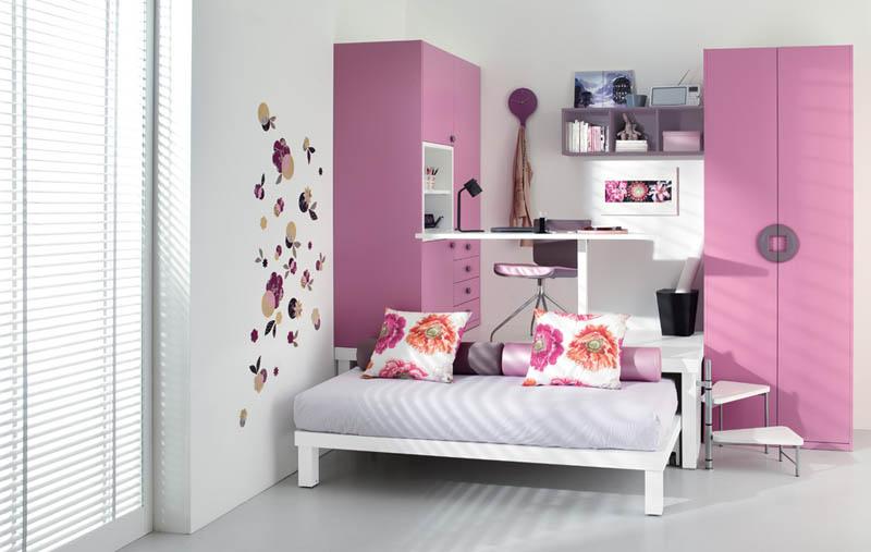 rooms 9 Как сэкономить место в детской комнате