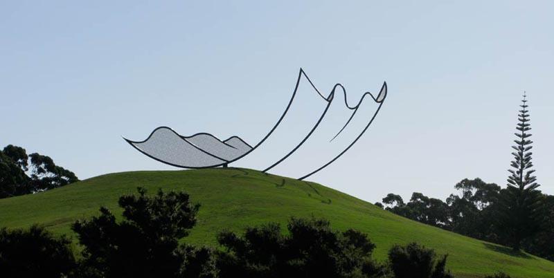 sculptures 2 Скульптуры в парке Gibbs Farm