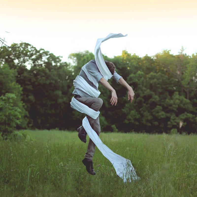 surreal 10 Сюрреалистические автопортреты Кайла Томпсона