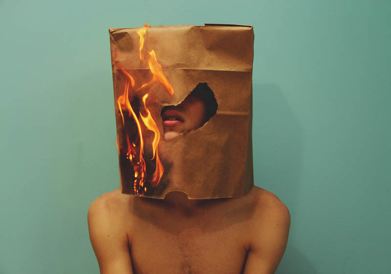 surreal 3 Сюрреалистические автопортреты Кайла Томпсона