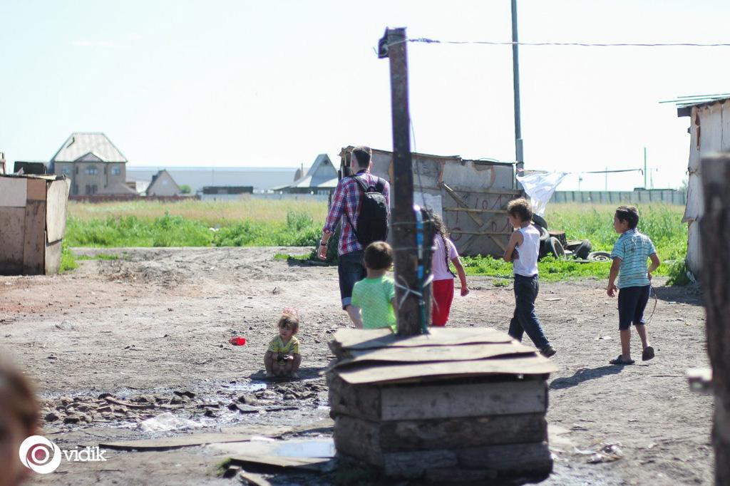 tsigane 3 Экскурсия в цыганский табор