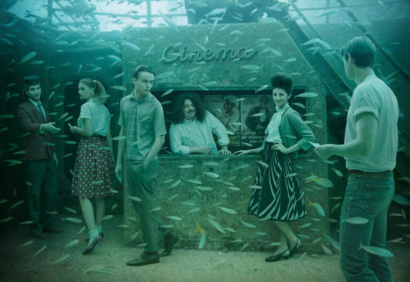 vandenberg03cinema Подводная выставка фотографий, сделанных под водой