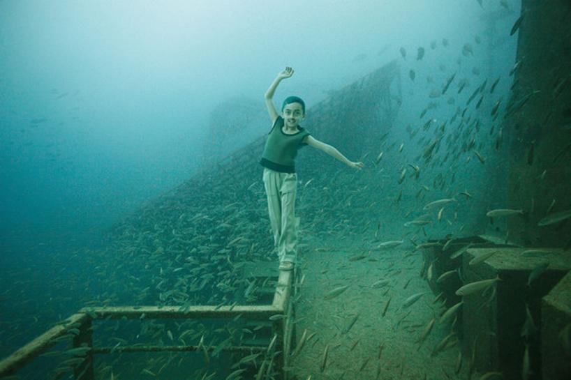 vandenberg05balance Подводная выставка фотографий, сделанных под водой