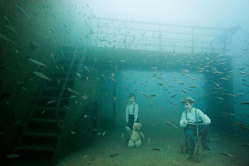 vandenberg06twins Подводная выставка фотографий, сделанных под водой