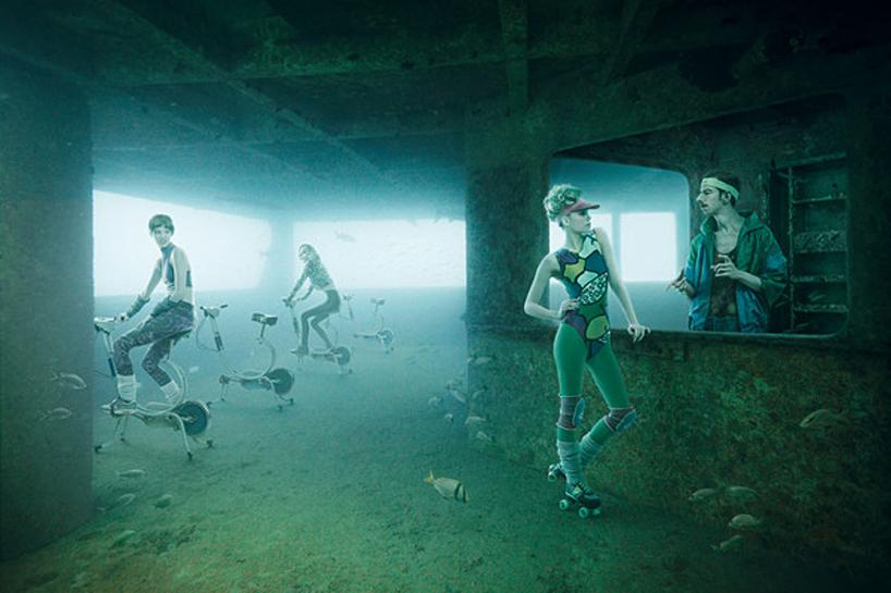 vandenberg07gym Подводная выставка фотографий, сделанных под водой
