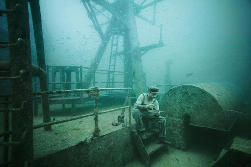 vandenberg11workman Подводная выставка фотографий, сделанных под водой