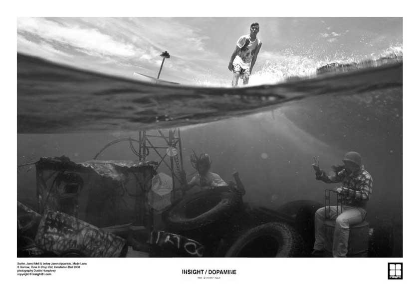 windsurfing 0 Фантастические надводно подводные фото