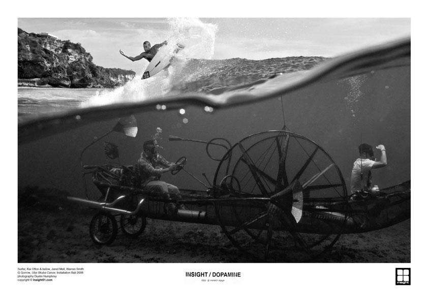 windsurfing 3 Фантастические надводно подводные фото