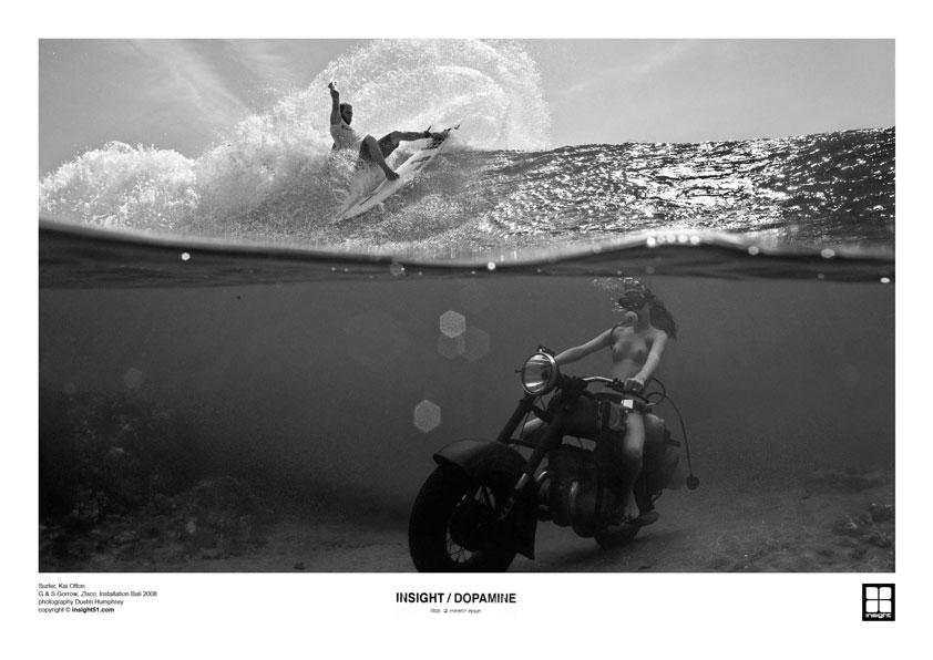 windsurfing 5 Фантастические надводно подводные фото