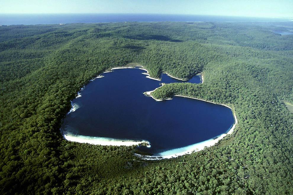 101 10 самых красивых природных сердец на Земле