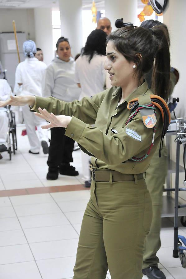 1013 Прекрасная половина израильской армии