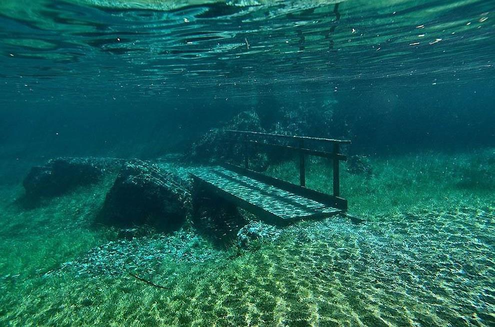 1042 Подводный парк «Зеленое озеро»