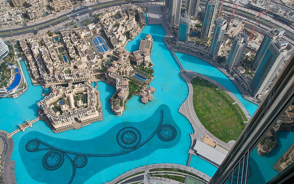 1065 Dubai Fountain