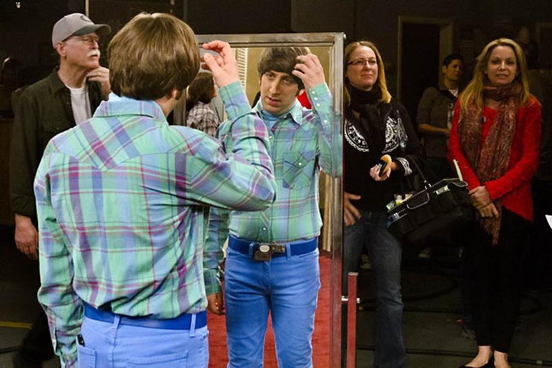1086 На съемочной площадке The Big Bang Theory