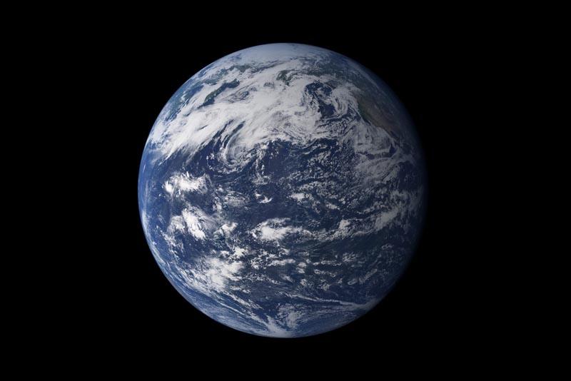 11104 10 видов Земли из космоса