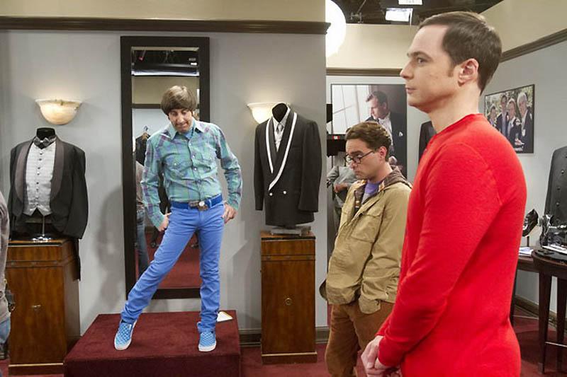 11113 На съемочной площадке The Big Bang Theory