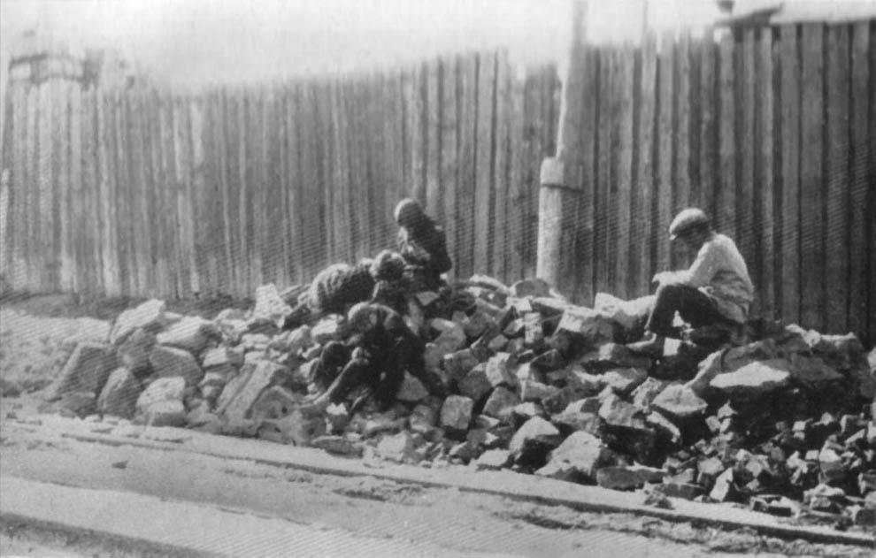 11124 1933 год: Харьков в дни Великого Голода