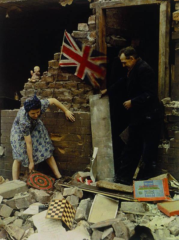 11125 Лондон: история в фотографиях