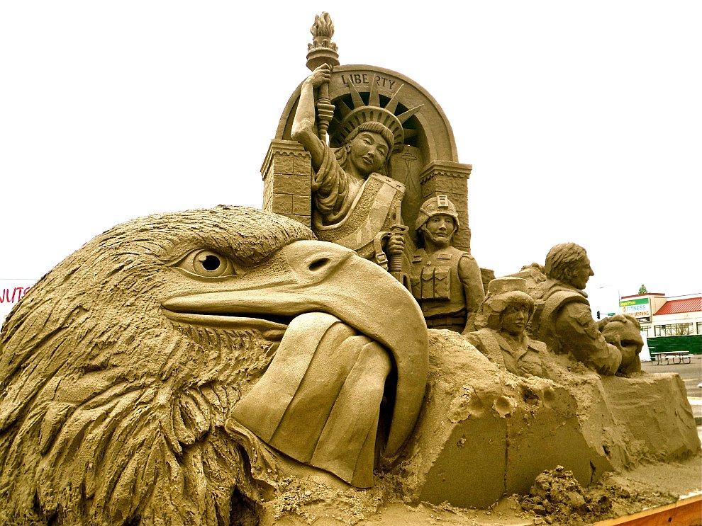 1122 20 восхитительных песчаных скульптур