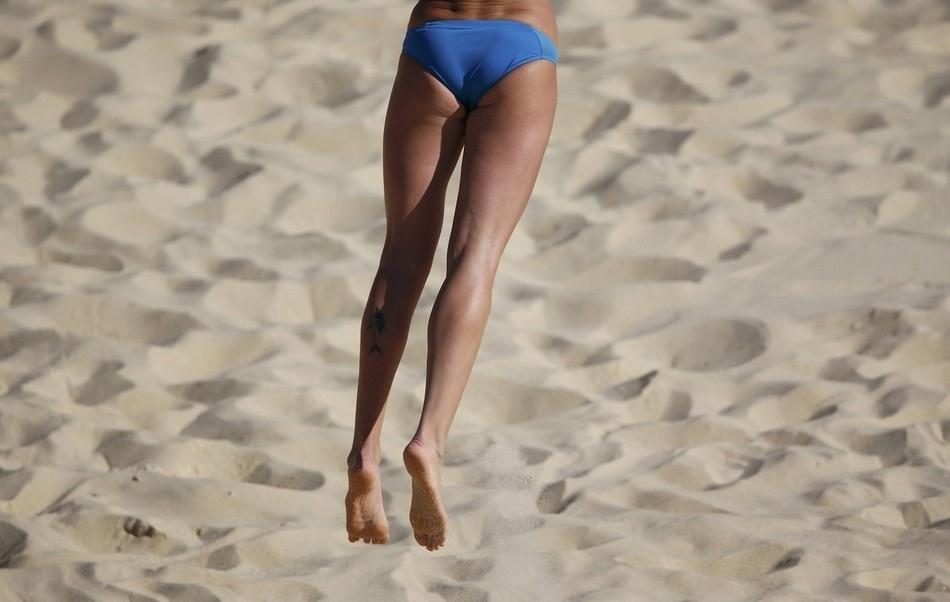 1131 Ох уж этот пляжный волейбол