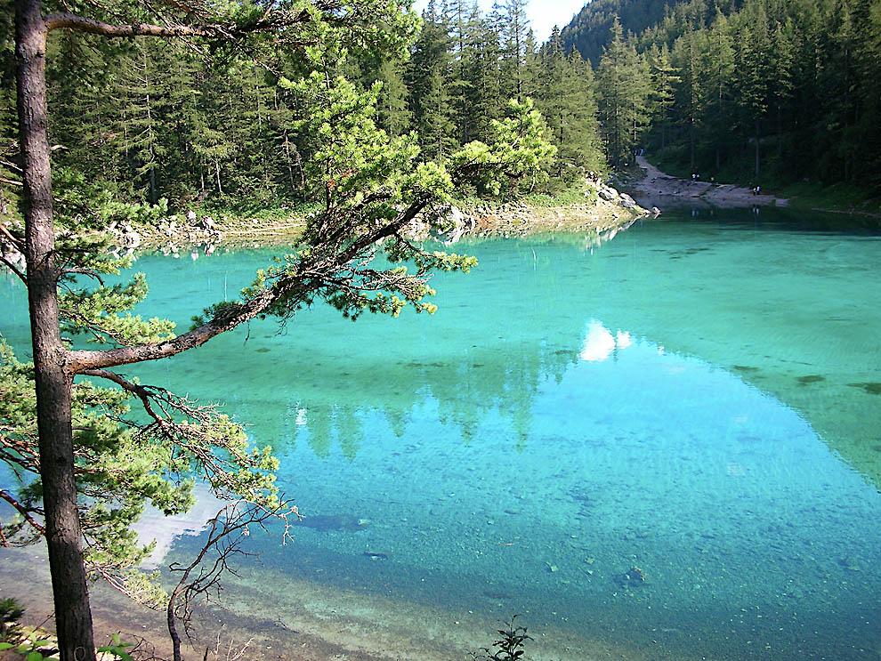1140 Подводный парк «Зеленое озеро»