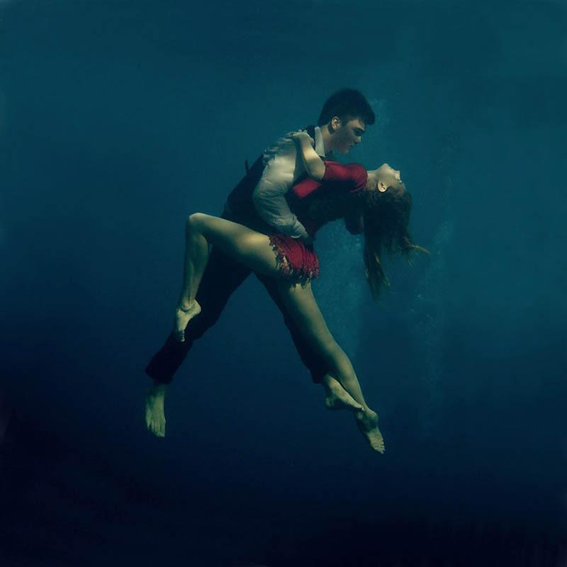 1157 Танго под водой
