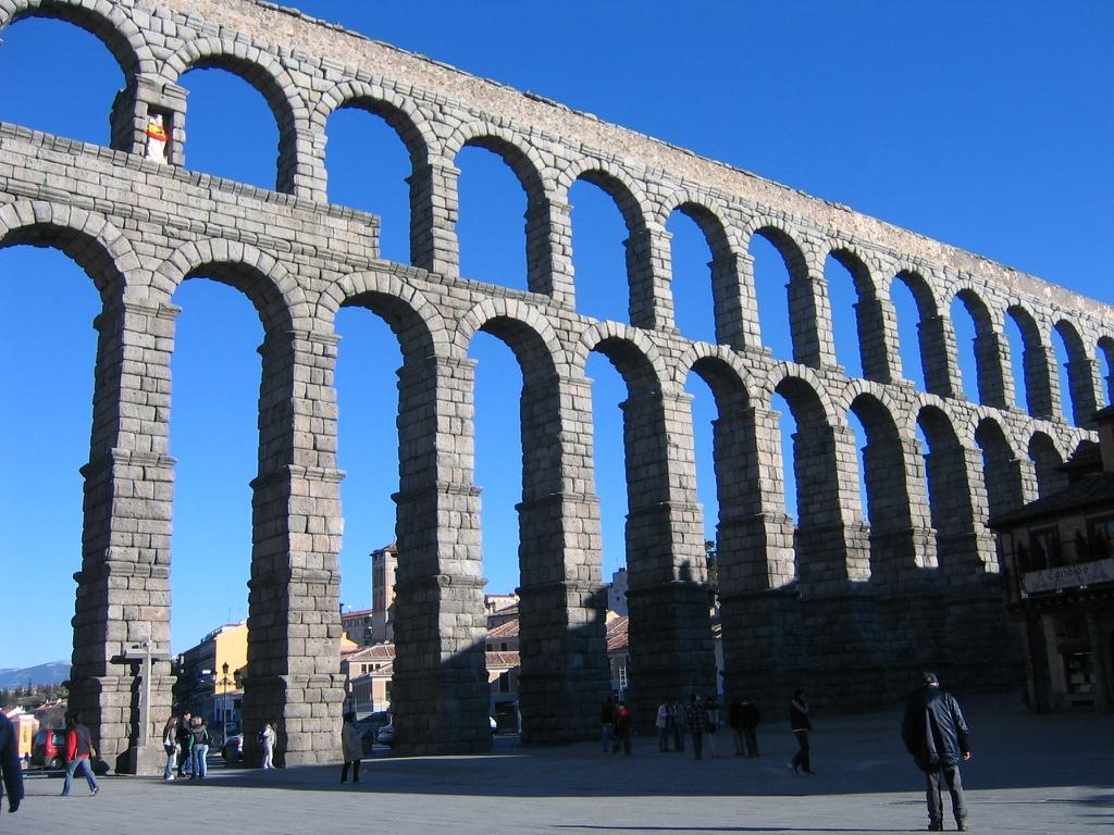 1185 5 самых захватывающих акведуков