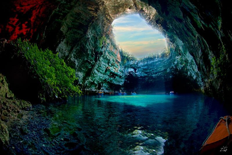 1192 Пещера Мелиссани