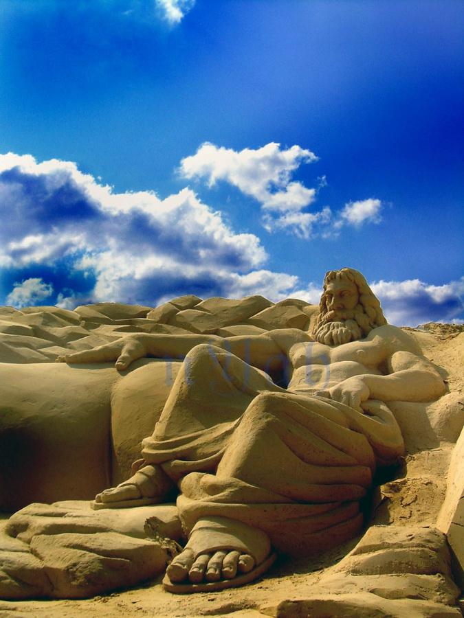 1217 20 восхитительных песчаных скульптур