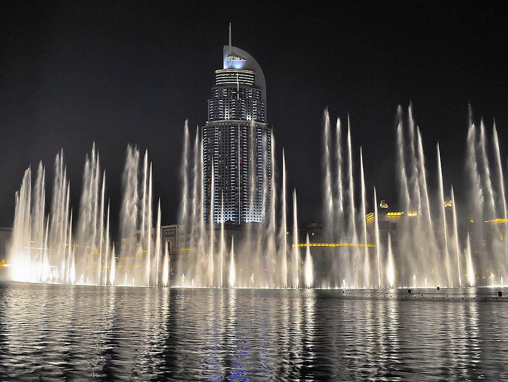 1250 Dubai Fountain