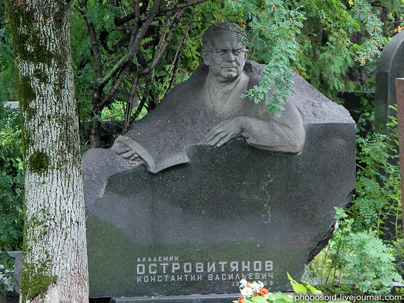 1266 Новодевичье кладбище   Покой великих