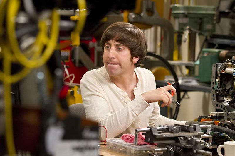 1274 На съемочной площадке The Big Bang Theory