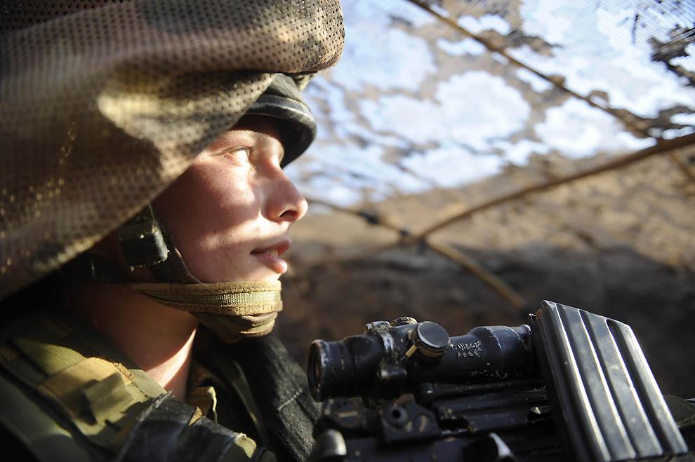 129 Прекрасная половина израильской армии