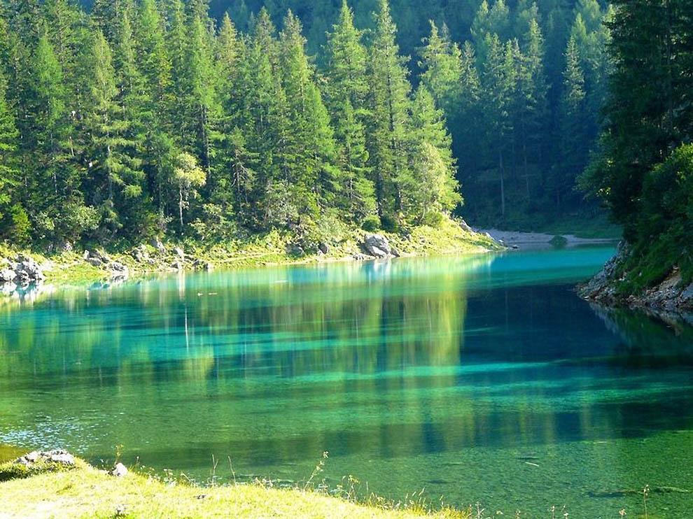 1329 Подводный парк «Зеленое озеро»