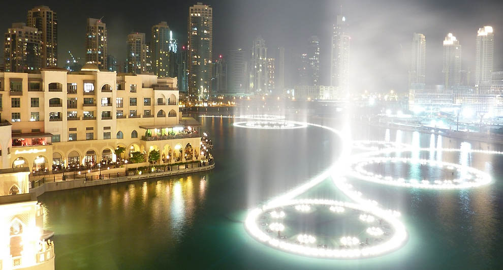 1347 Dubai Fountain