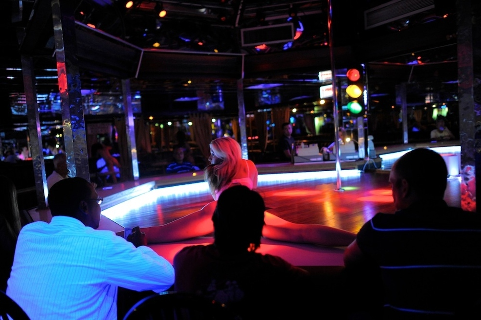 Strip clubs sheffield