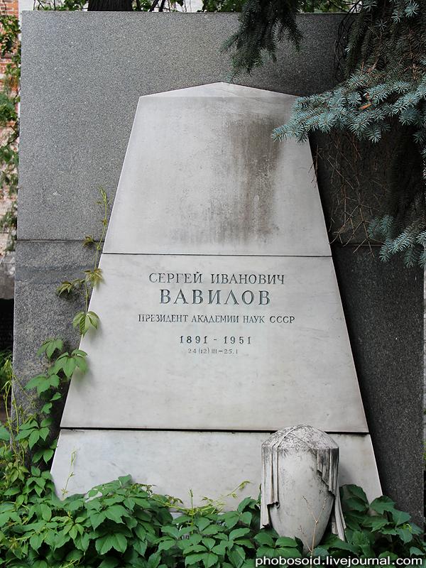 1362 Новодевичье кладбище   Покой великих