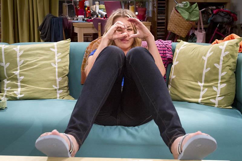 1366 На съемочной площадке The Big Bang Theory