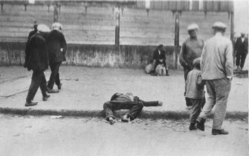 1377 1933 год: Харьков в дни Великого Голода