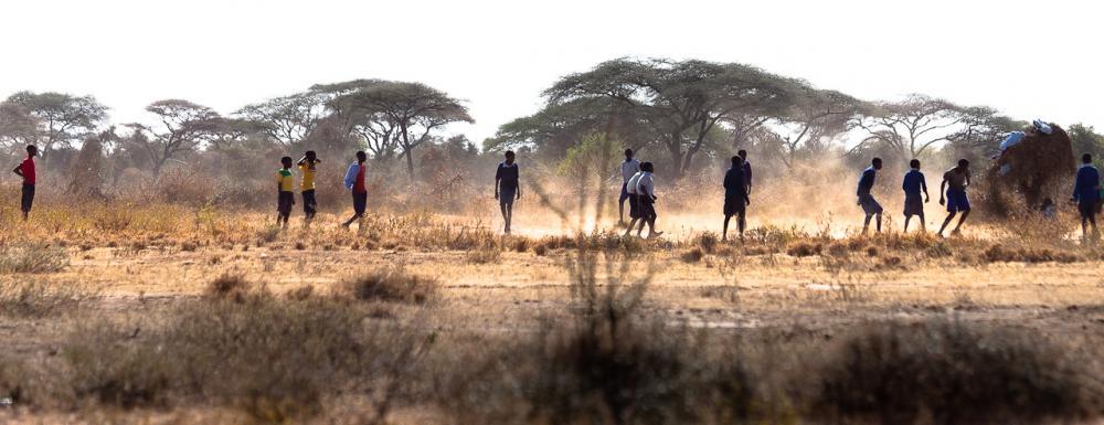 1383 Современные масаи