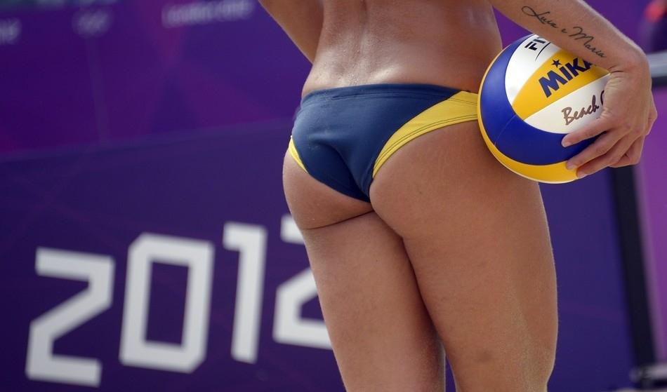 1421 Ох уж этот пляжный волейбол