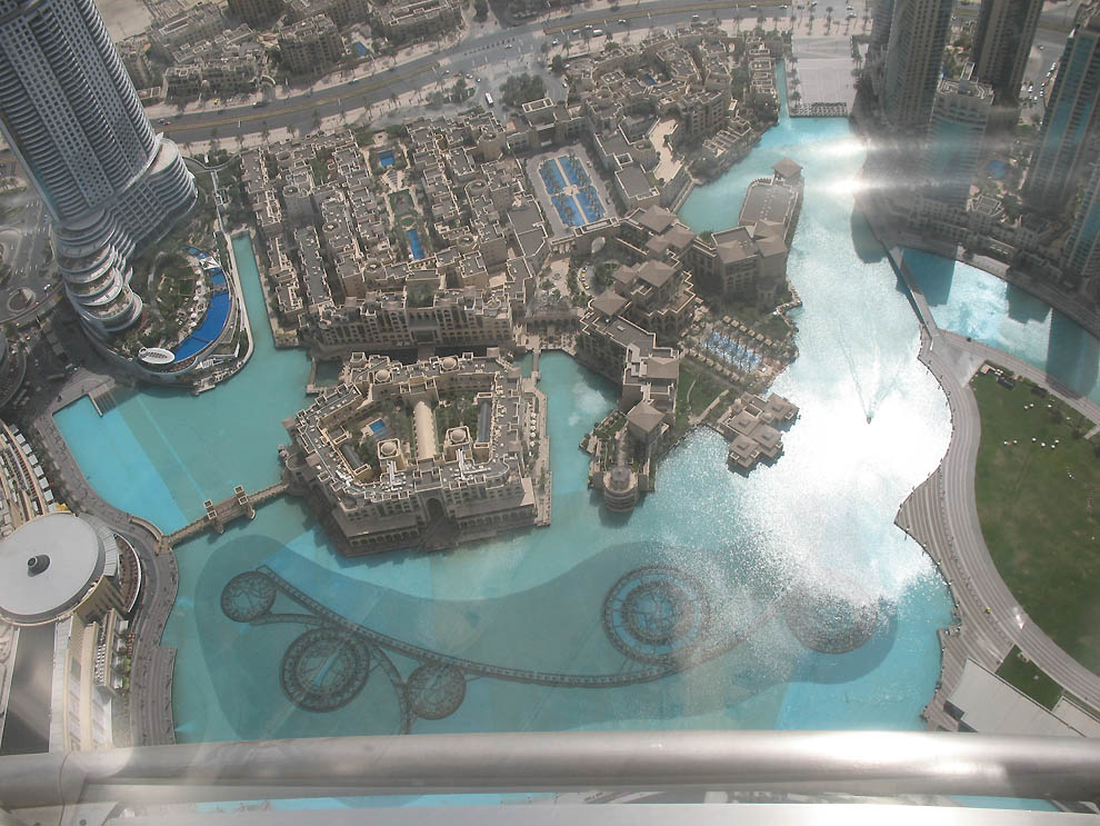 1444 Dubai Fountain