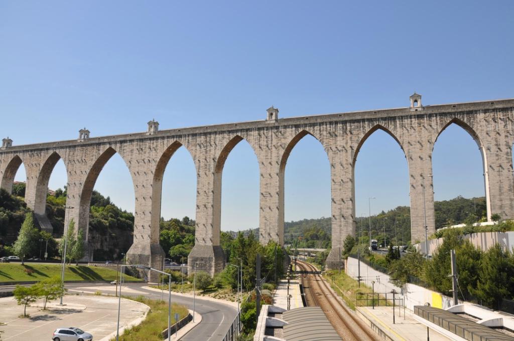 1445 5 самых захватывающих акведуков