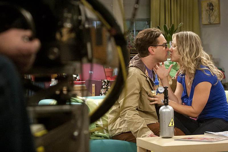 1462 На съемочной площадке The Big Bang Theory